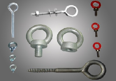 SPECIAL SIZE EYE BOLTS